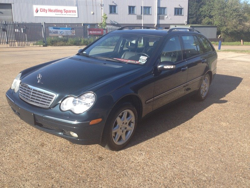 2001 Mercedes 320 Estate - LHD SOLD (picture 1 of 6)