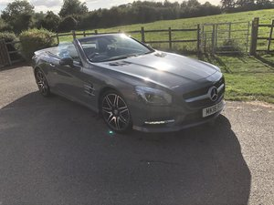 2015 Mercedes SL Beautiful and unique (1of1) SL For Sale