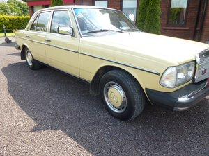 1978 W123 300D  For Sale