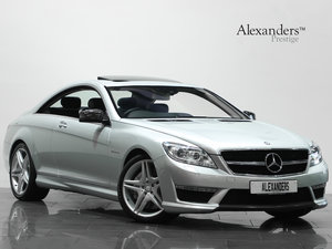 2014 14 MERCEDES BENZ CL63 AMG 5.5 AUTO  For Sale