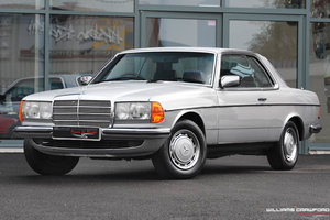 1980 Low mileage Mercedes Benz 280 CE (C123) auto For Sale