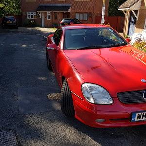 2003 230slk For Sale