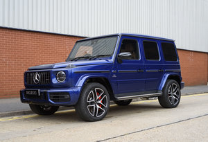 2019 Mercedes-Benz G63 AMG V8 Bi-Turbo (RHD)(VAT QUAL) For Sale