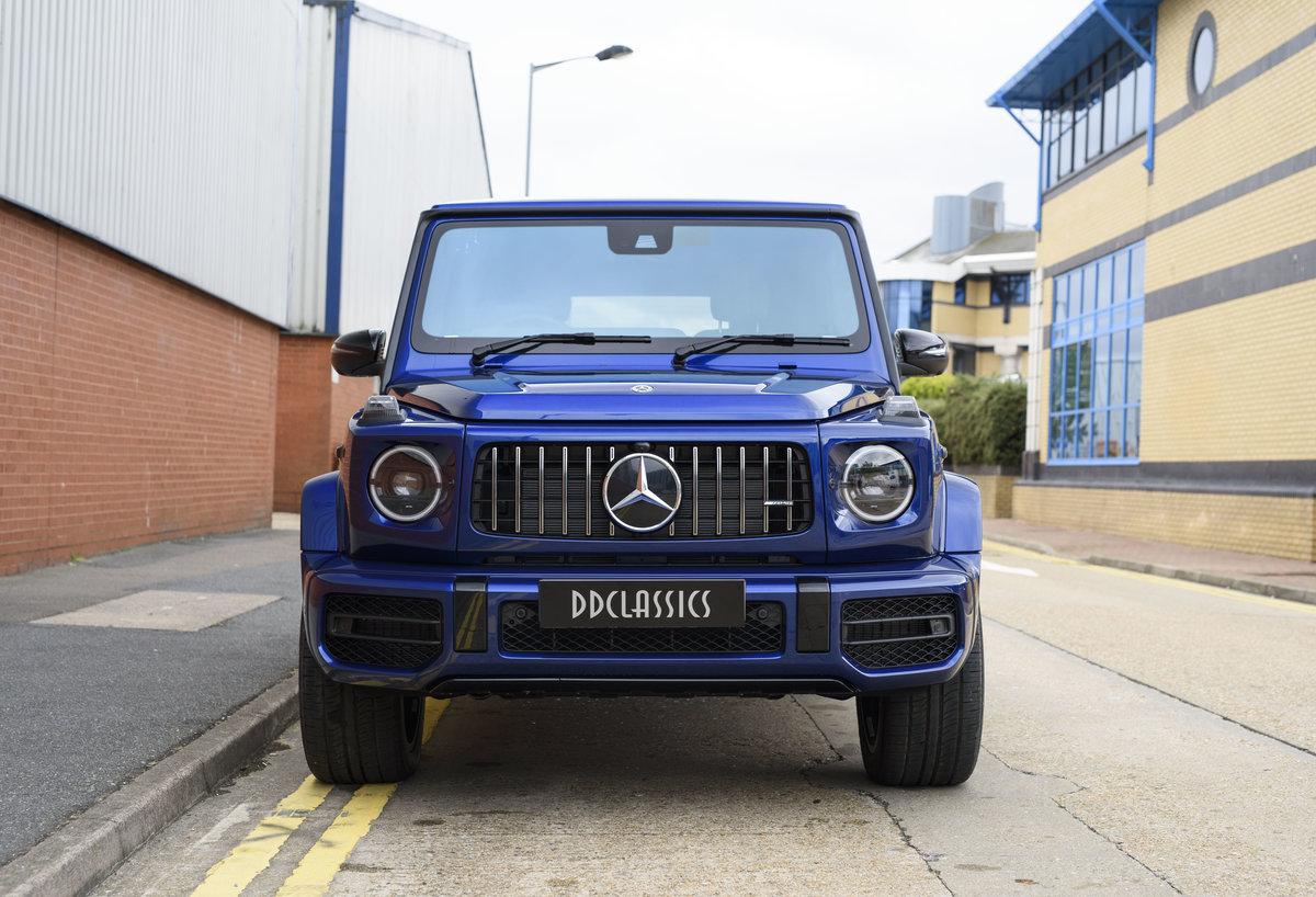 2019 Mercedes-Benz G63 AMG V8 Bi-Turbo (RHD)(VAT QUAL) For Sale (picture 7 of 23)