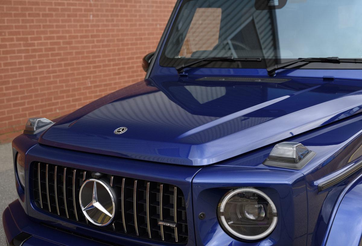 2019 Mercedes-Benz G63 AMG V8 Bi-Turbo (RHD)(VAT QUAL) For Sale (picture 11 of 23)