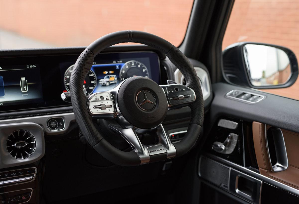 2019 Mercedes-Benz G63 AMG V8 Bi-Turbo (RHD)(VAT QUAL) For Sale (picture 12 of 23)