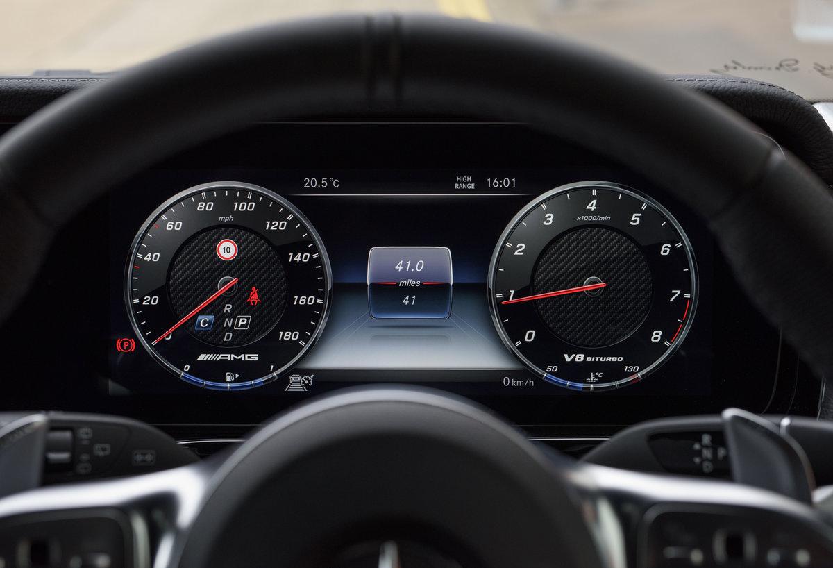 2019 Mercedes-Benz G63 AMG V8 Bi-Turbo (RHD)(VAT QUAL) For Sale (picture 13 of 23)