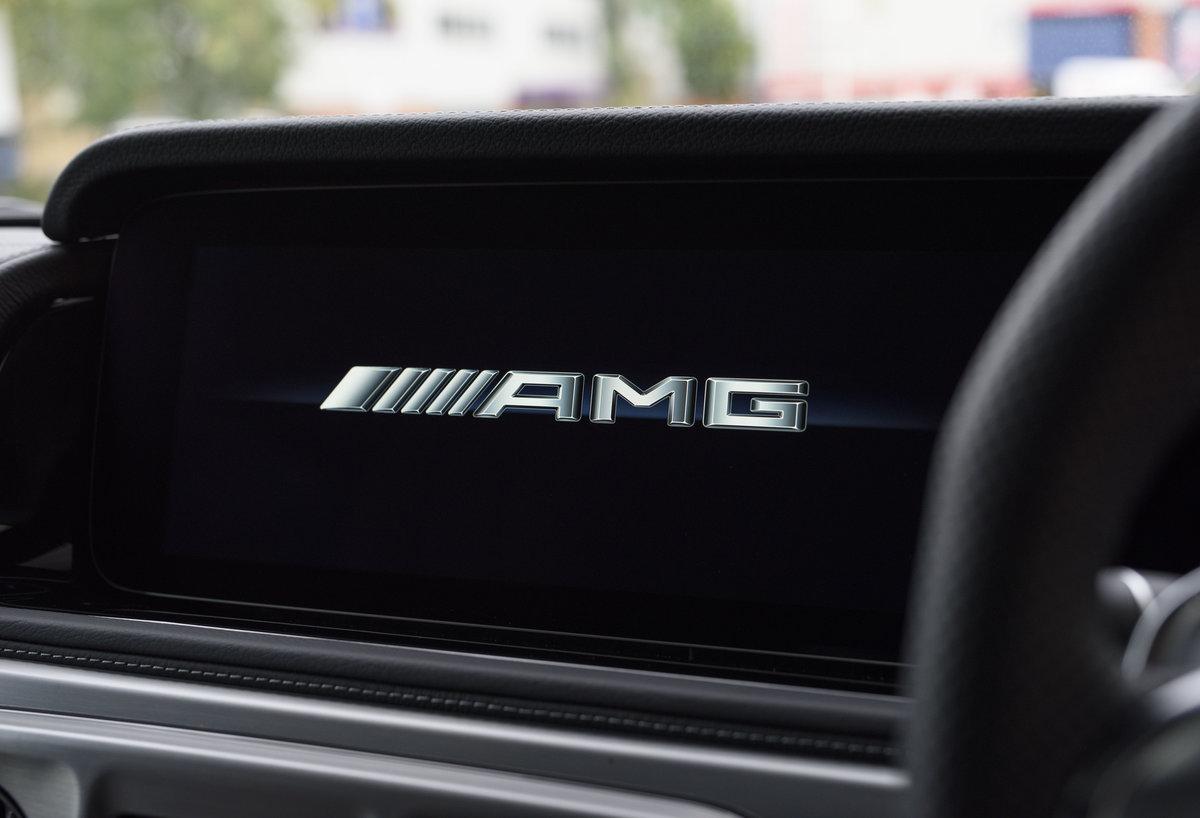 2019 Mercedes-Benz G63 AMG V8 Bi-Turbo (RHD)(VAT QUAL) For Sale (picture 14 of 23)
