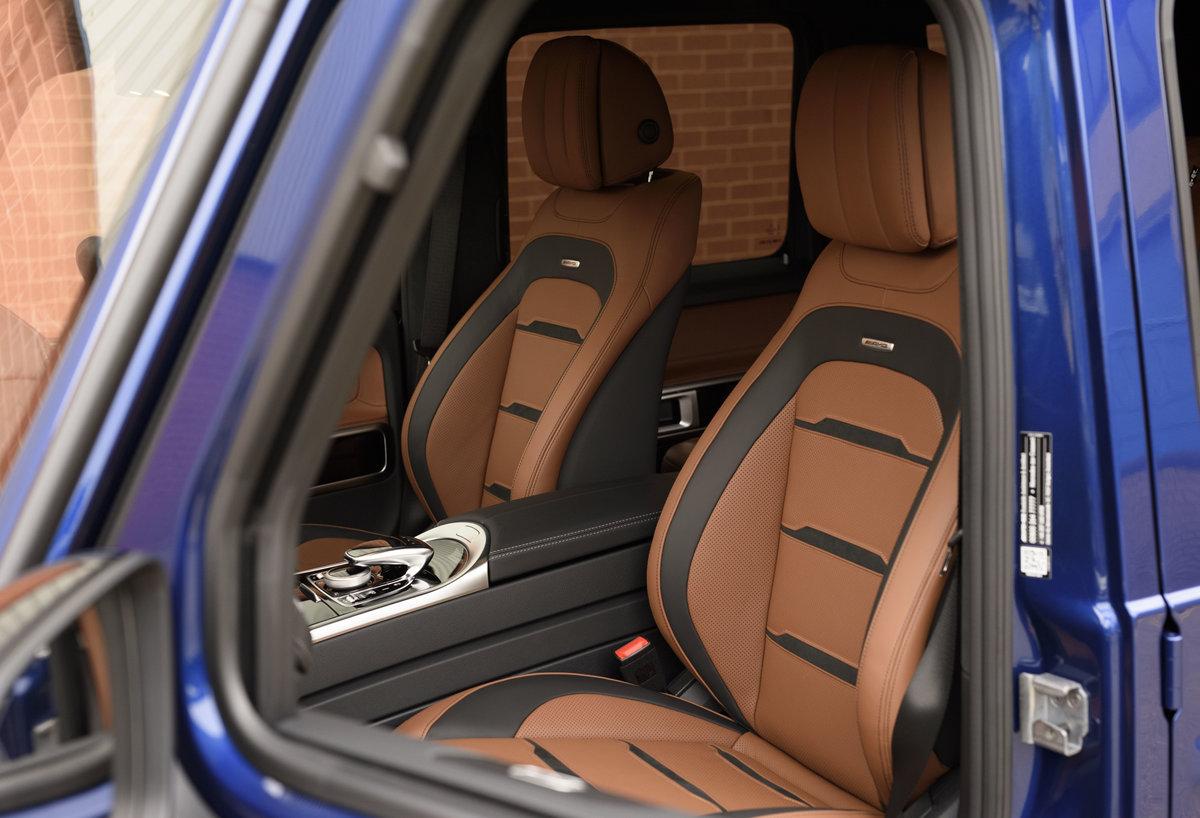 2019 Mercedes-Benz G63 AMG V8 Bi-Turbo (RHD)(VAT QUAL) For Sale (picture 15 of 23)