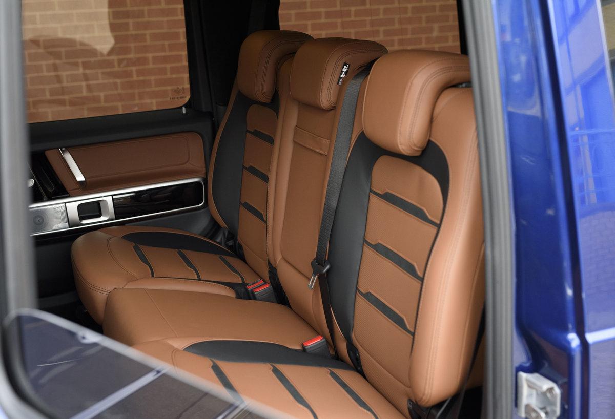 2019 Mercedes-Benz G63 AMG V8 Bi-Turbo (RHD)(VAT QUAL) For Sale (picture 16 of 23)