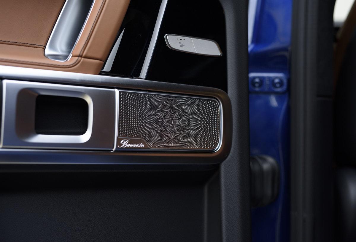 2019 Mercedes-Benz G63 AMG V8 Bi-Turbo (RHD)(VAT QUAL) For Sale (picture 17 of 23)