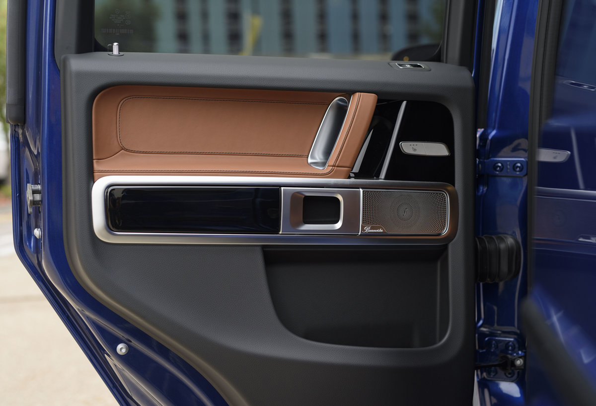 2019 Mercedes-Benz G63 AMG V8 Bi-Turbo (RHD)(VAT QUAL) For Sale (picture 18 of 23)