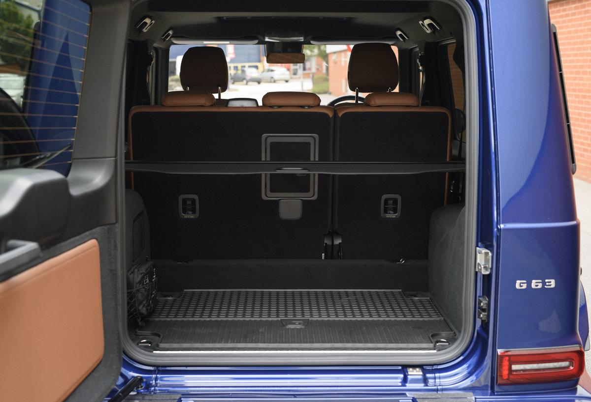 2019 Mercedes-Benz G63 AMG V8 Bi-Turbo (RHD)(VAT QUAL) For Sale (picture 19 of 23)