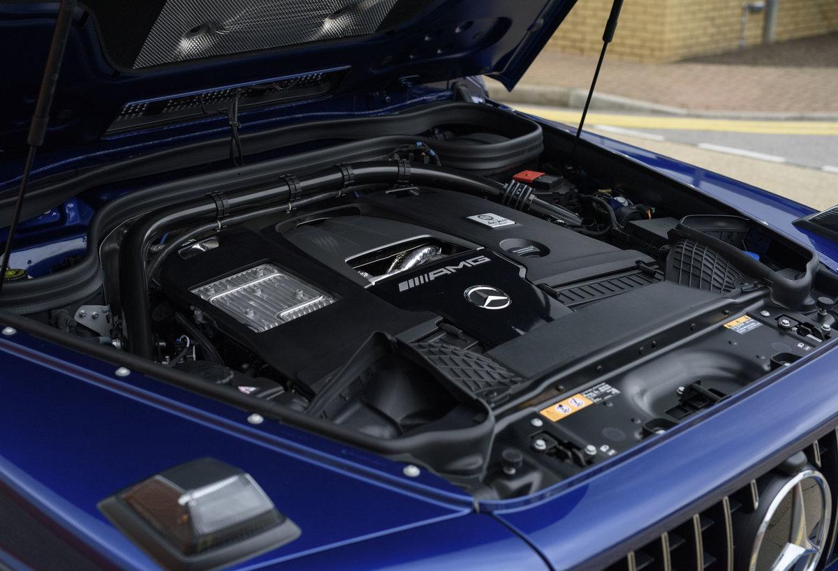 2019 Mercedes-Benz G63 AMG V8 Bi-Turbo (RHD)(VAT QUAL) For Sale (picture 21 of 23)