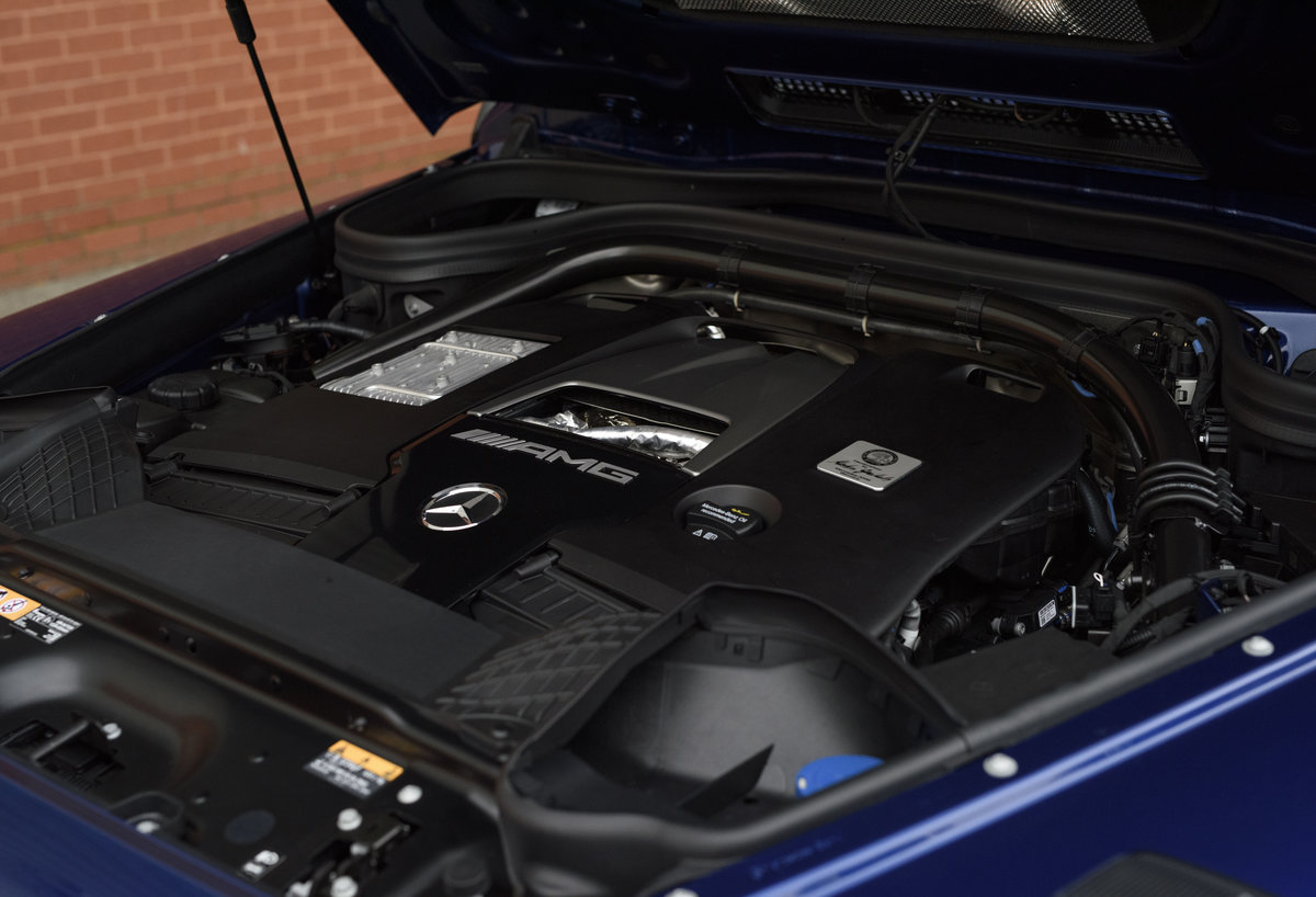 2019 Mercedes-Benz G63 AMG V8 Bi-Turbo (RHD)(VAT QUAL) For Sale (picture 23 of 23)