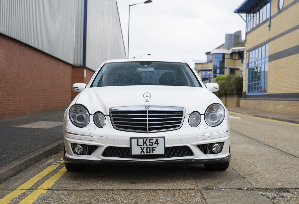 2002 Mercedes Benz E55 AMG For Sale in London (RHD) For Sale (picture 7 of 23)