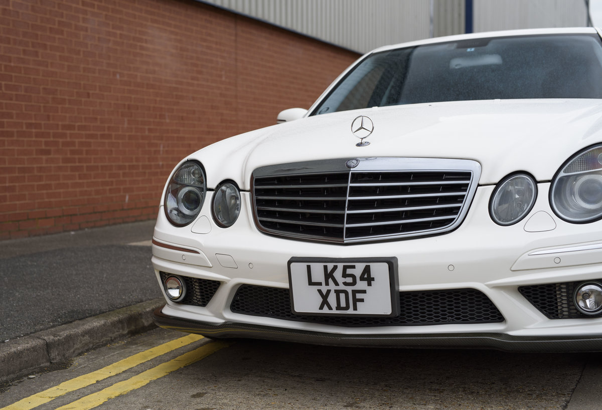 2002 Mercedes Benz E55 AMG For Sale in London (RHD) For Sale (picture 9 of 23)