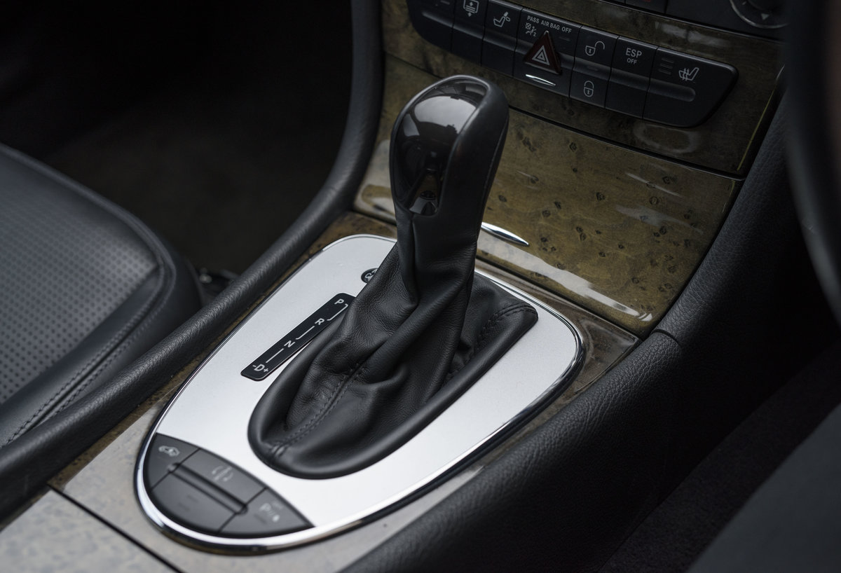 2002 Mercedes Benz E55 AMG For Sale in London (RHD) For Sale (picture 15 of 23)