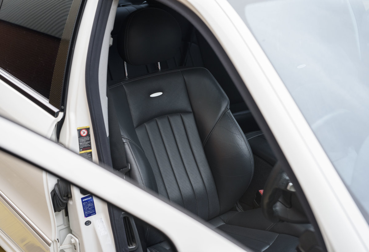 2002 Mercedes Benz E55 AMG For Sale in London (RHD) For Sale (picture 17 of 23)