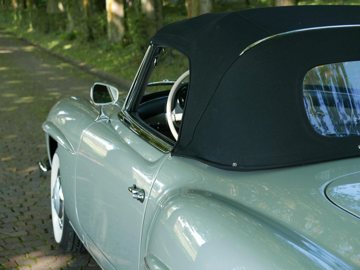 1956 mercedes 190 sl Splendid  For Sale (picture 3 of 6)