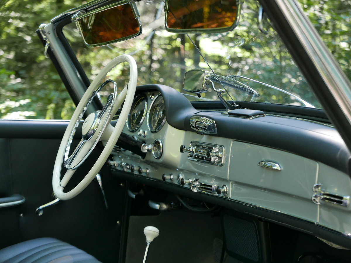 1956 mercedes 190 sl Splendid  For Sale (picture 6 of 6)
