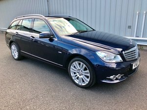 Picture of 2011 61 MERCEDES-BENZ C CLASS 2.1 C220 CDI ELEGANCE EDITION  SOLD