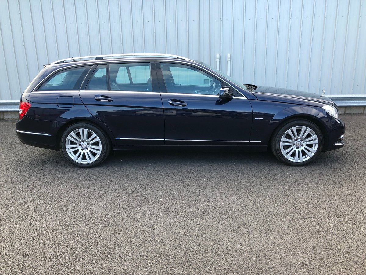 2011 61 MERCEDES-BENZ C CLASS 2.1 C220 CDI ELEGANCE EDITION  SOLD (picture 2 of 6)