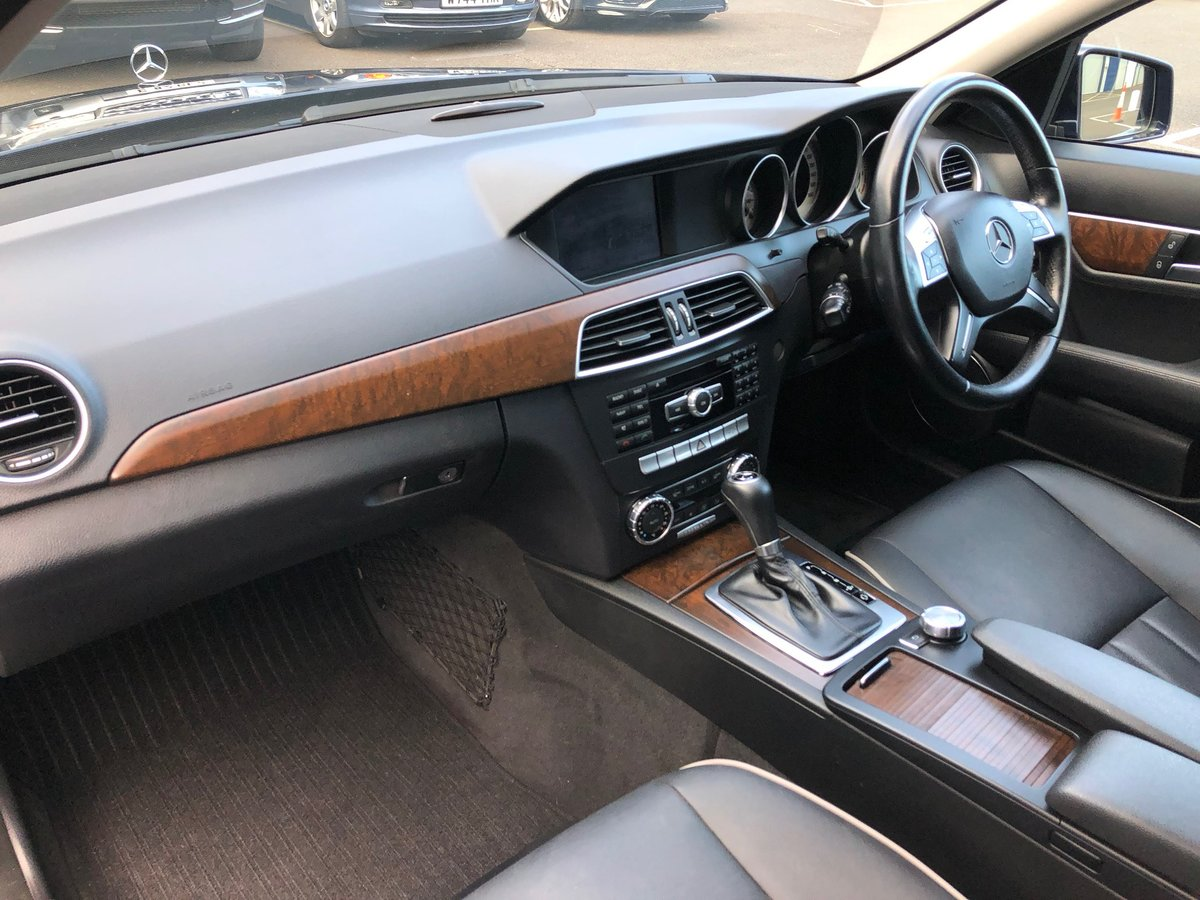 2011 61 MERCEDES-BENZ C CLASS 2.1 C220 CDI ELEGANCE EDITION  SOLD (picture 6 of 6)