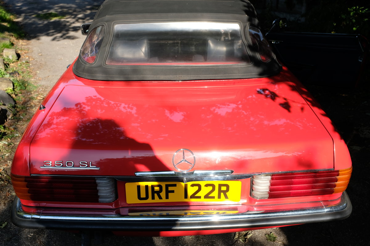 1976 Mercedes 350 sl  For Sale (picture 5 of 5)