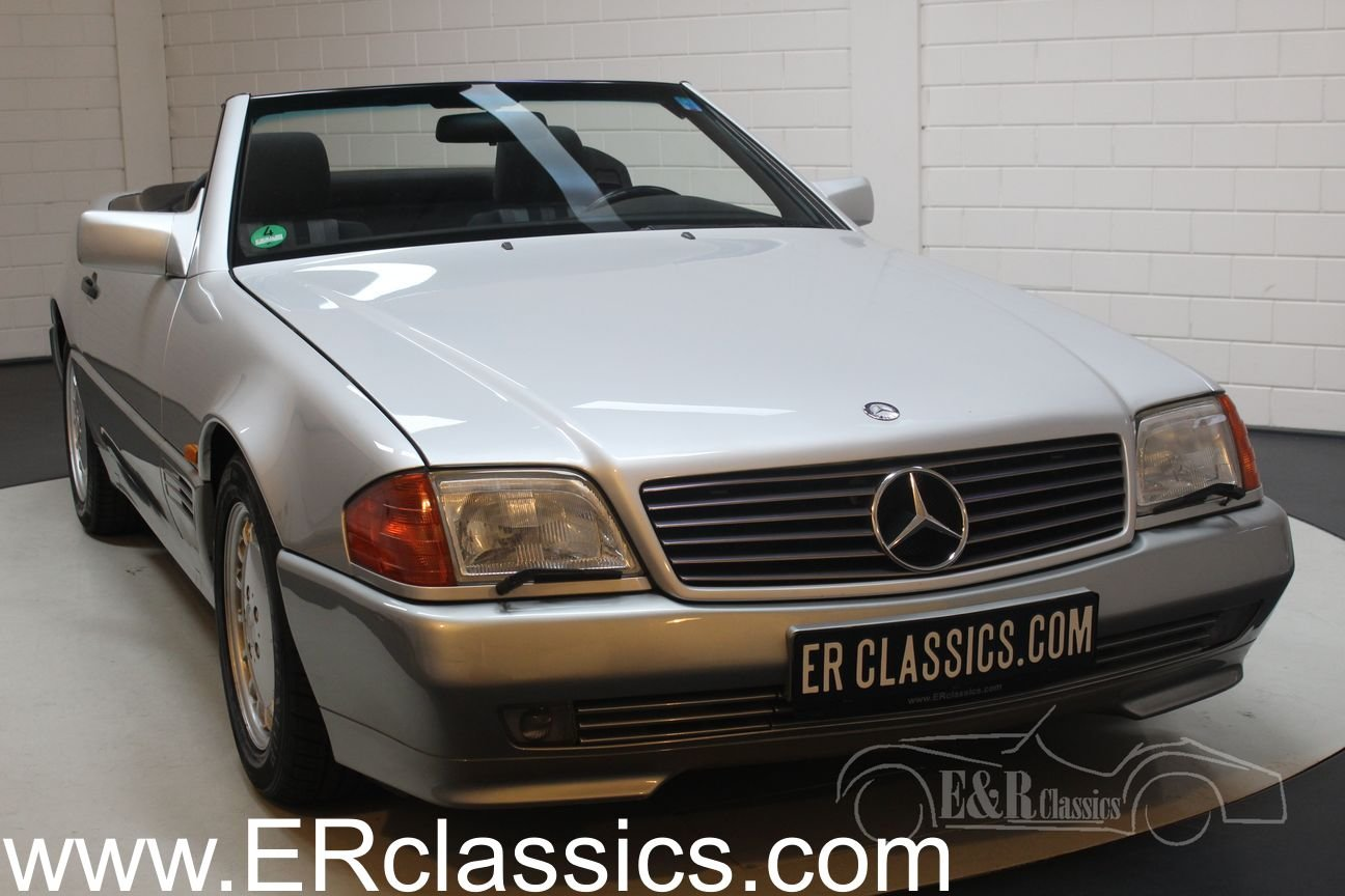 Mercedes 500 SL 1991 automatic transmission 118809 KM For Sale (picture 1 of 6)