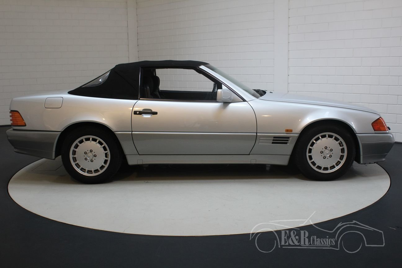 Mercedes 500 SL 1991 automatic transmission 118809 KM For Sale (picture 6 of 6)