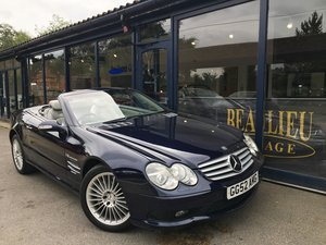 2002 Mercedes Benz SL55 AMG 5.4L For Sale