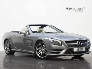 2015 15 15 MERCEDES BENZ SL400 AMG SPORT AUTO For Sale