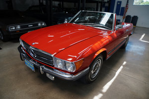 1971 1972 Mercedes 350SL 3.5 V8 with 20K orig miles For Sale