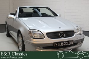 Mercedes-Benz SLK200 2000 only 57784 km For Sale