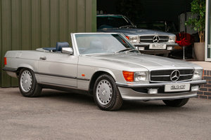 1989 Mercedes-Benz 300SL (R107) #2138 For Sale
