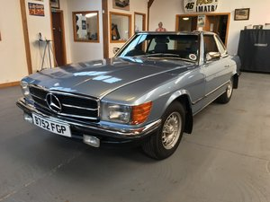 1985 Mercedes 280SL