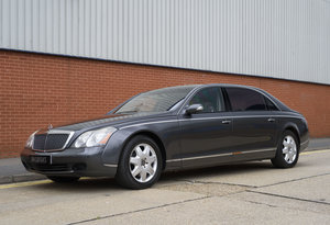 2004 Maybach 62 with division (RHD) For Sale