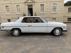 1971 Mercedes 250c w114 coupe , california import, For Sale