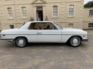 1971 Mercedes 250c w114 coupe , california import,