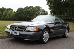 Mercedes SL280 Auto 1995 - To be auctioned 25-10-19
