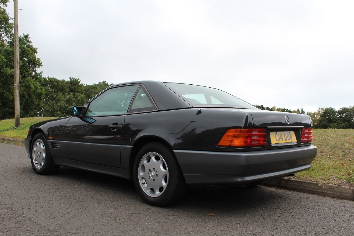 Mercedes SL280 Auto 1995 - To be auctioned 25-10-19 For Sale by Auction (picture 2 of 6)