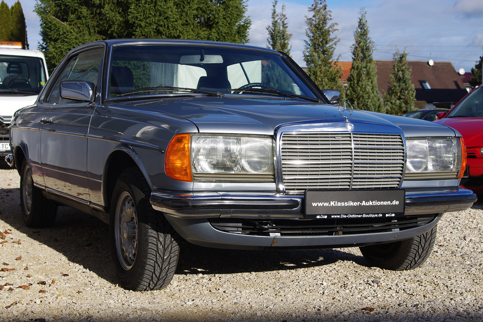 1983 Mercedes-Benz 230 CE - C123 - LHD - only 3 owners in 35 year For Sale (picture 2 of 6)
