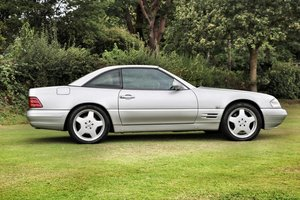1999 Mercedes SL280 R129 Panoramic Roof, Low miles For Sale
