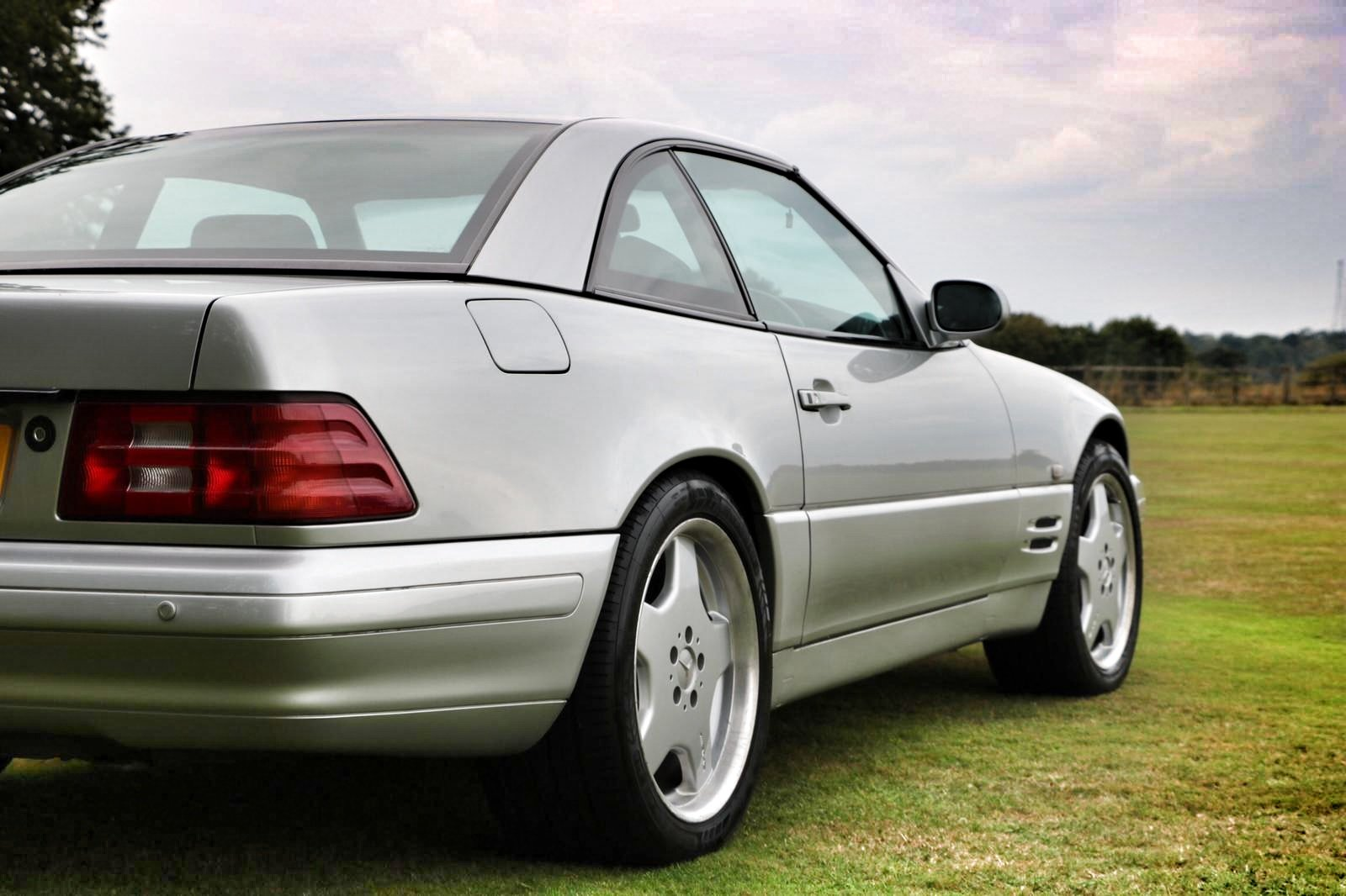 1999 Mercedes SL280 R129 Panoramic Roof, Low miles For Sale (picture 2 of 6)