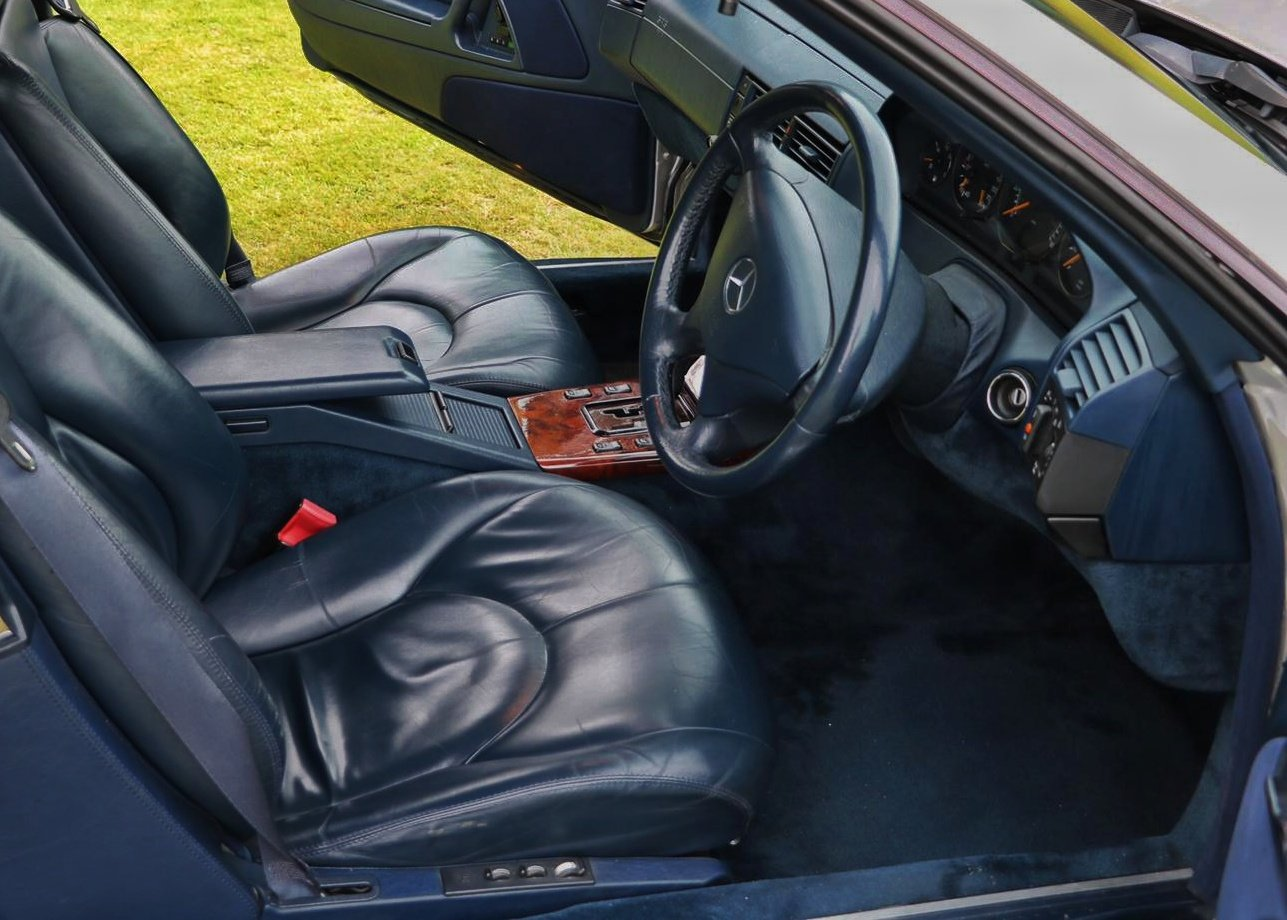 1999 Mercedes SL280 R129 Panoramic Roof, Low miles For Sale (picture 4 of 6)