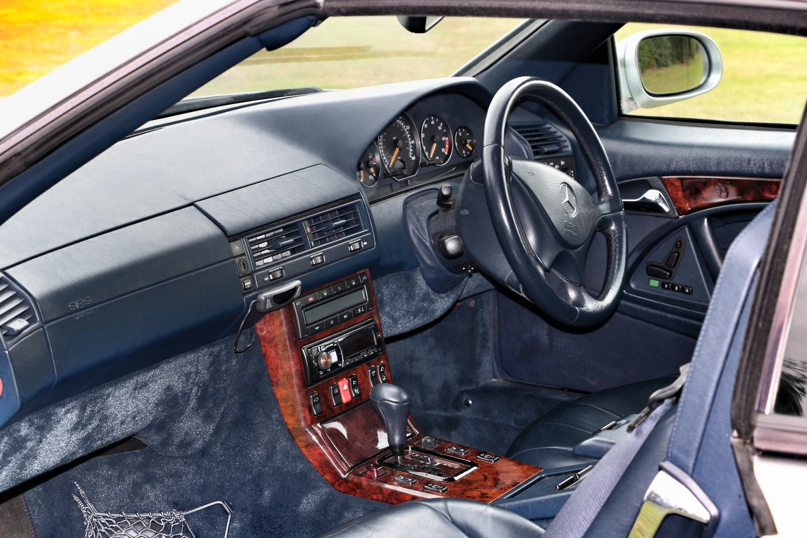 1999 Mercedes SL280 R129 Panoramic Roof, Low miles For Sale (picture 5 of 6)