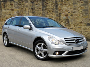 2008 Mercedes W251 R320-L CDI Sport 4Matic - 7 Seater - 96K - FSH SOLD