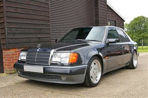 1994 Mercedes-Benz E-500 65,000 miles Just £20,000 - £25,000