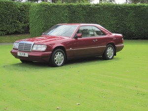 1994 Mercedes E220 coupe For Sale